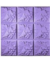Tray Grape Leaves Soap Mold