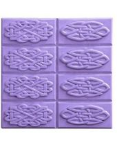 Tray Knots Soap Mold