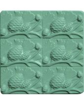 Tray Pinecones Soap Mold