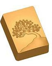 Stylized Tree of Life Soap Mold