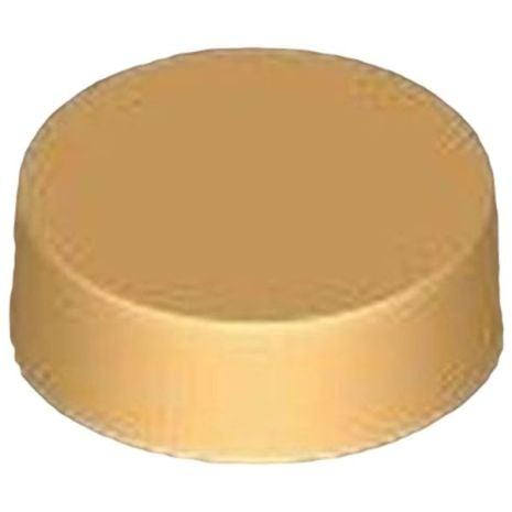 Stylized Basic Circle Soap Mold