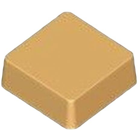Stylized Basic Square Soap Mold