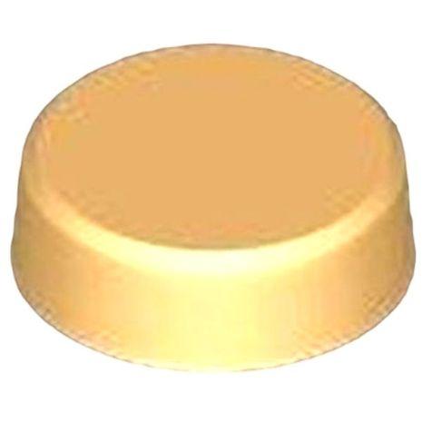 Stylized Beveled Circle Soap Mold