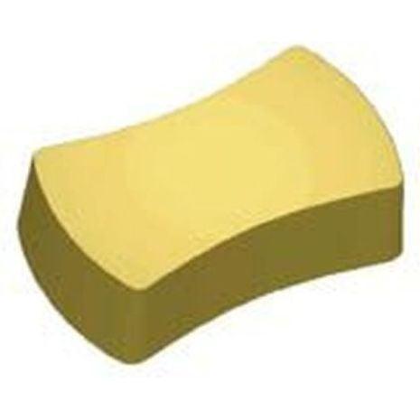 Stylized Bowed Bar Soap Mold