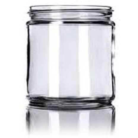 Glass Jar 32 Oz Clear