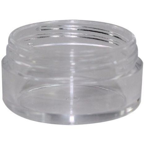 Plastic Jar 10 Ml Clear