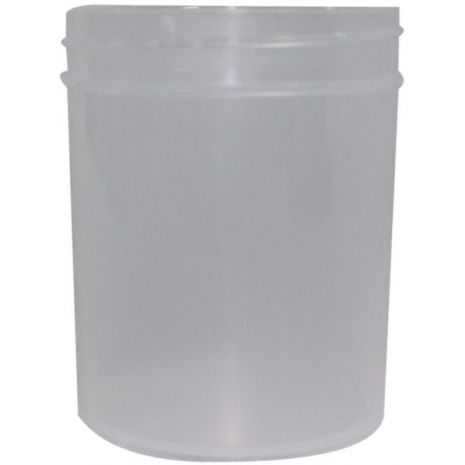 Plastic Jar 4 Oz Natural