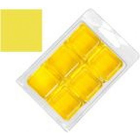 Soap Color Bar - Stained Glass Lemon Yellow