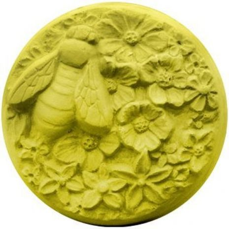 Nature Bee Blossoms Soap Mold