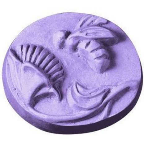 Nature Bee Flower Soap Mold