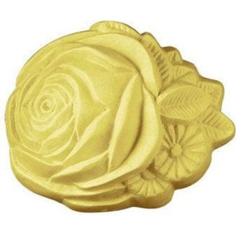 Nature Blossoms Soap Mold