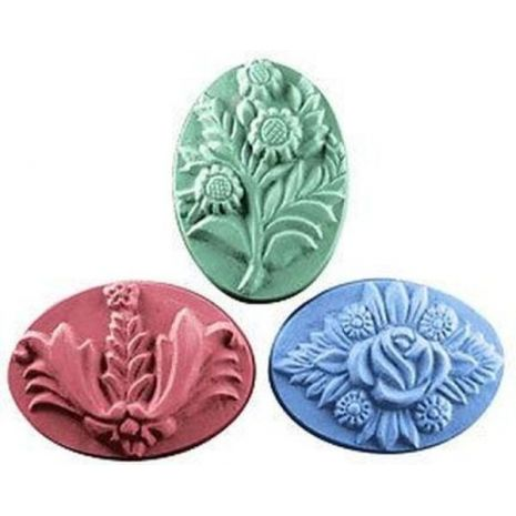 Nature Bouquets Soap Mold