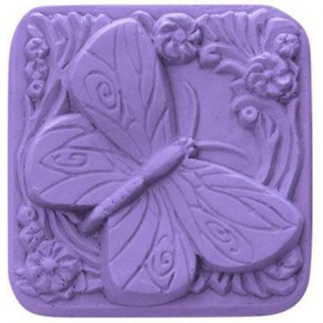 Nature ButterFly Soap Mold