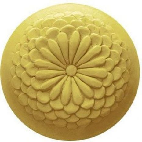 Nature Chrysanthemum Soap Mold