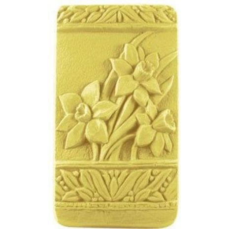 Nature Daffodils Soap Mold