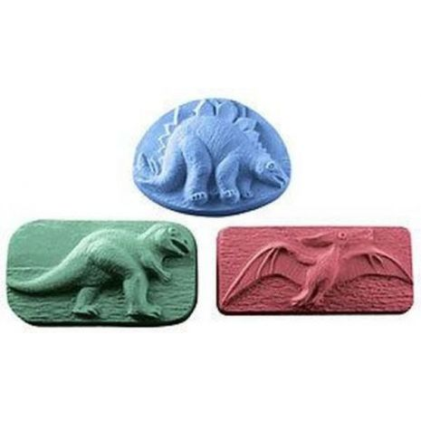 Nature Dinos Soap Mold