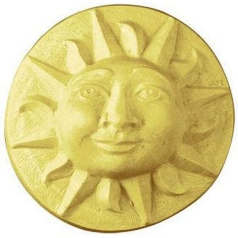 Nature Sun Face Soap Mold