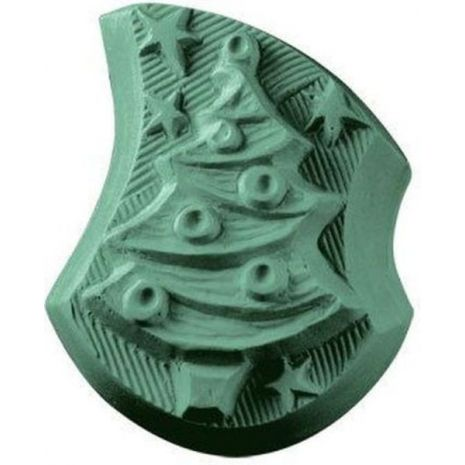 Nature Tree WOrnaments Soap Mold