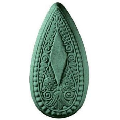 Nature Victorian Teardrop Soap Mold