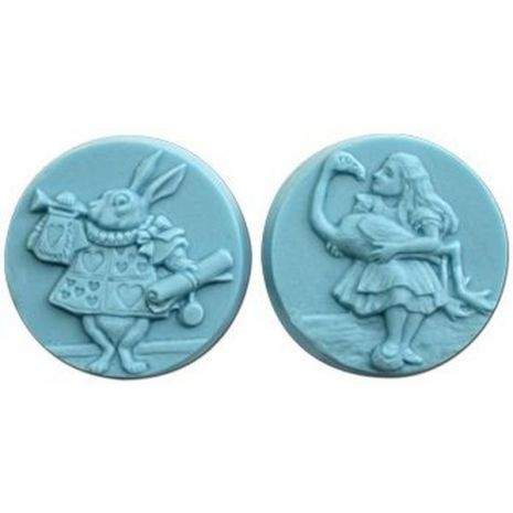 Nature Wonderland 2 Soap Mold