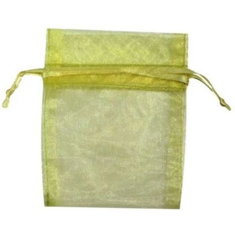 Organza Bag - Baby Maize 3 x 4
