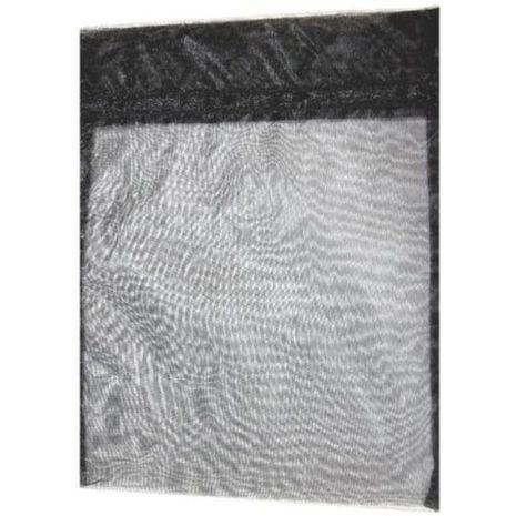 Organza Bag - Black 8 x 12