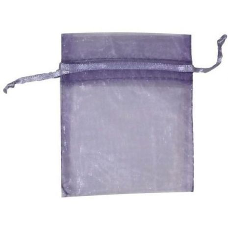 Organza Bag - Lavender 3 x 4