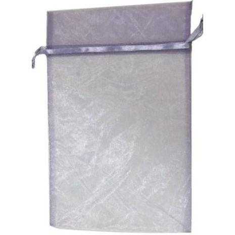 Organza Bag - Lavender 8 x 12