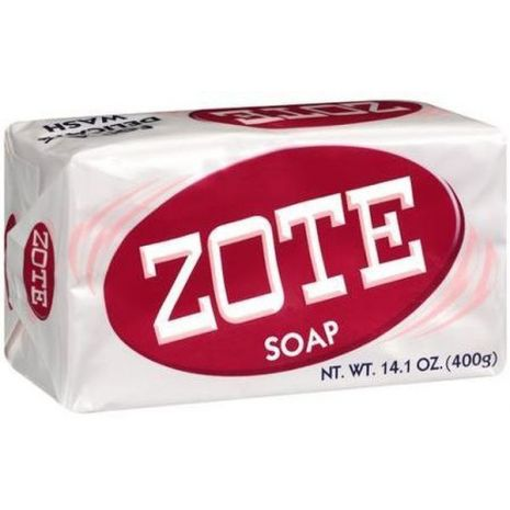 Pink Zote Soap