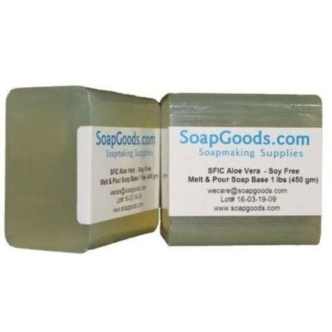 SFIC Aloe Vera Soap Base