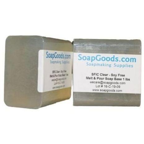 SFIC Clear Soap Base