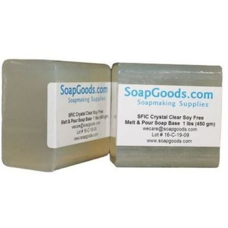SFIC Crystal Clear Soap Base