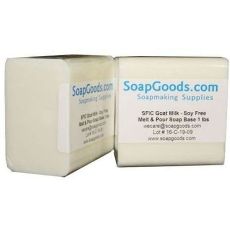 SFIC Goats Milk Soap Base