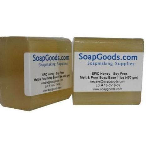SFIC Honey Soap Base