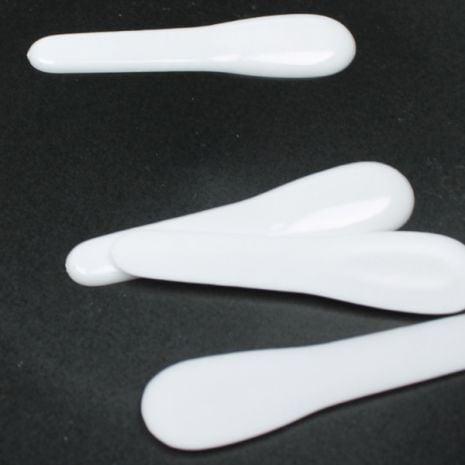 Spatula - Flat Paddle White