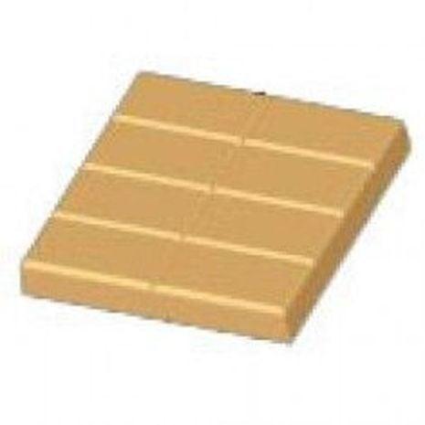 Stylized Large Rectangle Tray Soap Mold