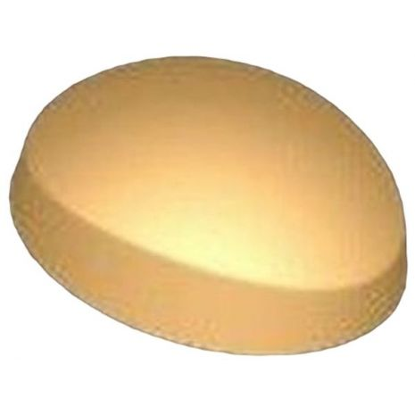 Stylized Oval Contour Top Soap Mold