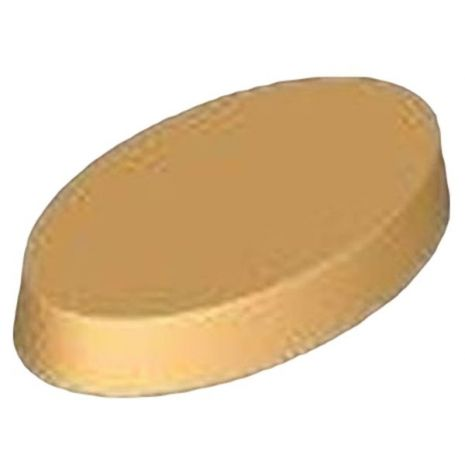 Stylized Personal Oval Soap Mold
