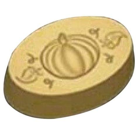 Stylized Pumpkin Soap Mold