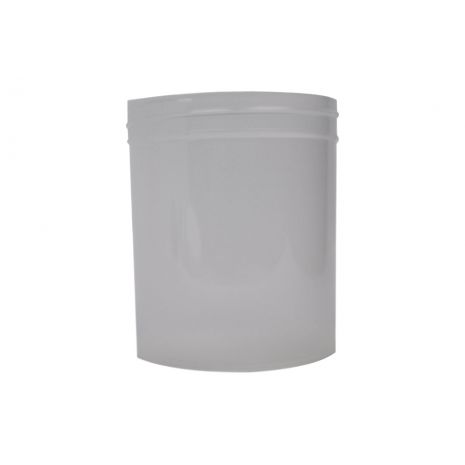 Plastic Jar 16 Oz Natural