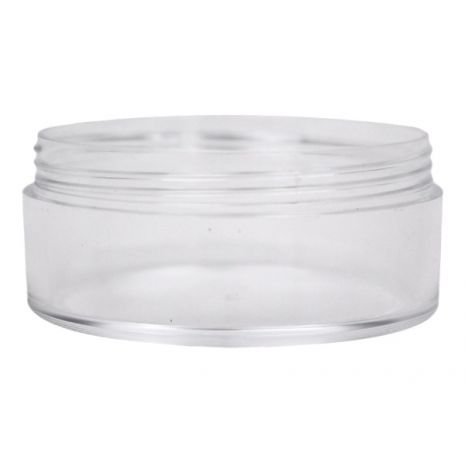 Plastic Jar 45 Ml Clear Plastic Jars