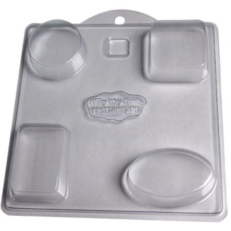 Nature 4 In 1 Soap Mold