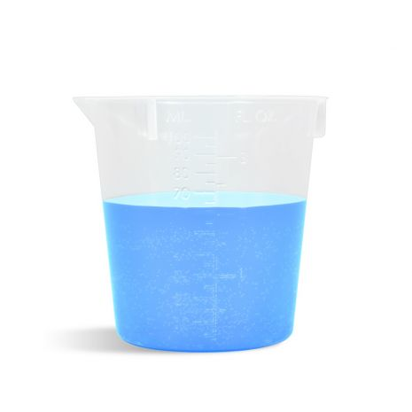 Beaker - Natural Polypropylene