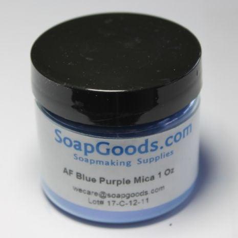 AF Blue Purple Mica