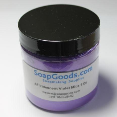 AF Iridescent Violet Mica
