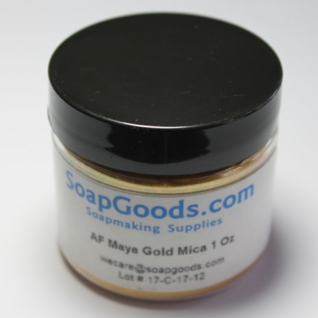 AF Maya Gold Mica