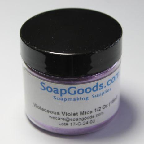 Mica - Violaceous Violet