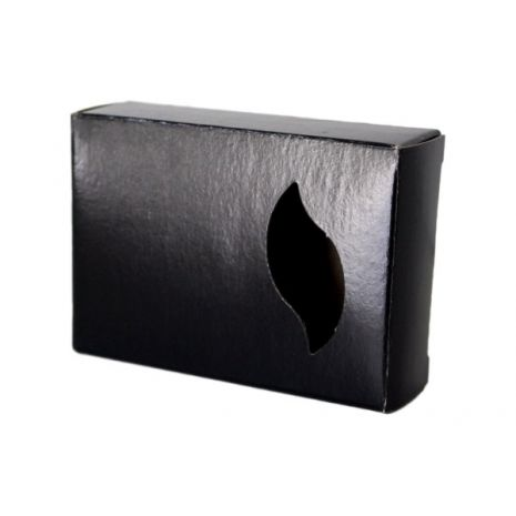 Soap Box - Black Leaf Lg