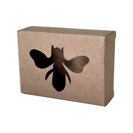Soap Box - Kraft Honeybee