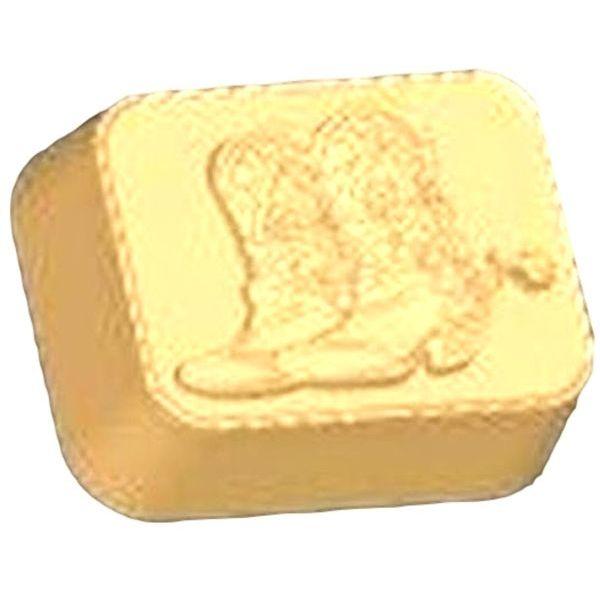 ffe46e1c53d28 Stylized Boots Spurs Soap Mold